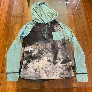BKE Buckle Vintage Hoodie Sweatshirt M